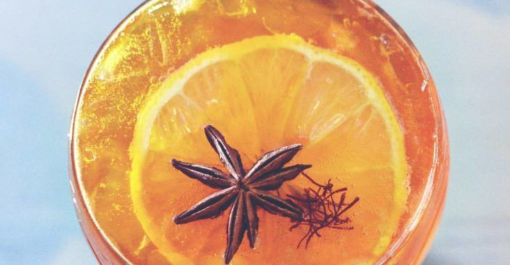 Saffron Infused Gin Recipe