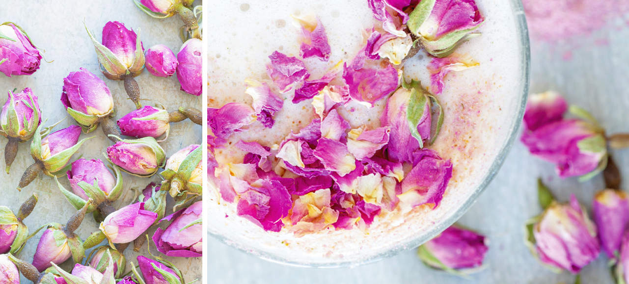Authentic Persian Rose Buds