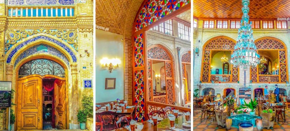 A Delicious Intersection of Food, Architecture and History at Vakil-o-Tojjar Restaurant