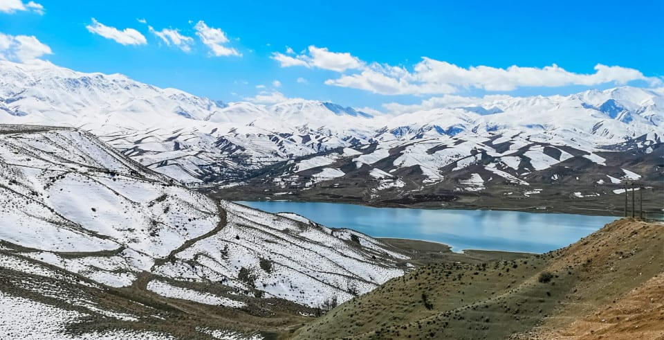 Iran Tourism: The Snow-Capped Mountain Ranges of Zagros and Alborz
