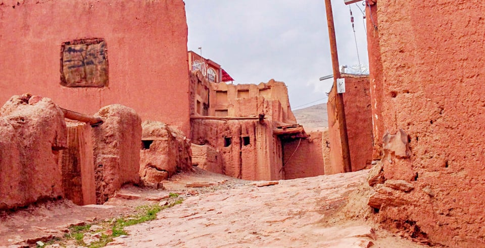 The Red Village of Abyaneh