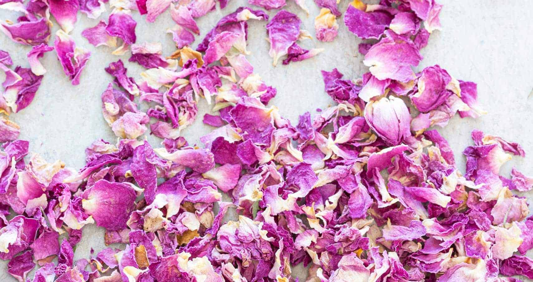 How to Use Rose Petals in Sydney