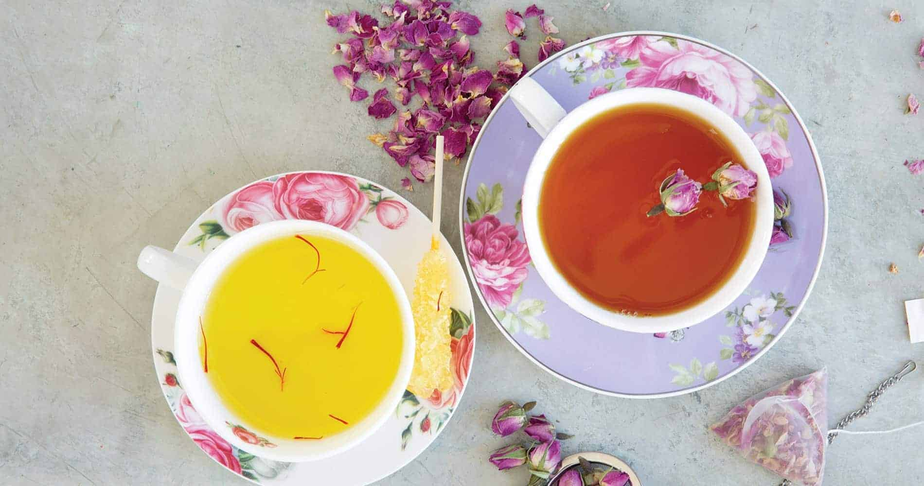 Benefits of Drinking Iranian Saffron Teas